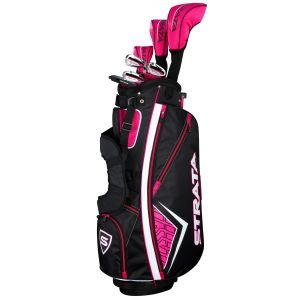 Callaway Womens Strata 11 Piece Complete Golf Package Set