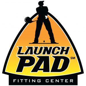 Carl's Golfland Launch Pad Logo