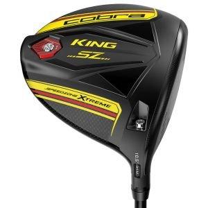 Cobra King Speedzone Xtreme Driver Gloss Black Yellow