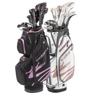 Cobra Womens F-Max Airspeed Complete Golf Package Set 2020