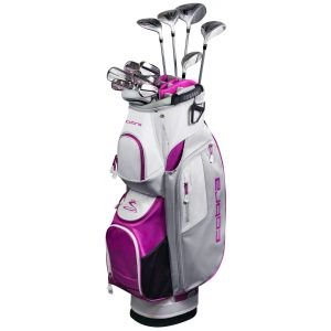 Cobra Womens Fly-XL Complete Golf Set