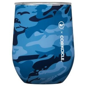 Corkcicle Stemless 12oz Wine Cup