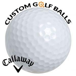 Callaway Personalized Golf Balls