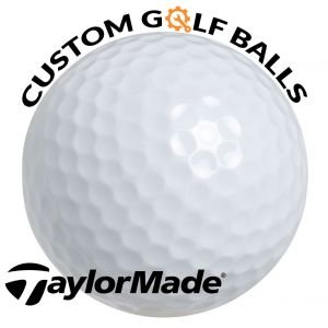 TaylorMade Personalized Golf Balls