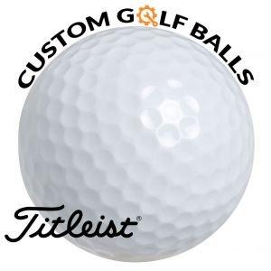 Titleist Personalized Golf Balls