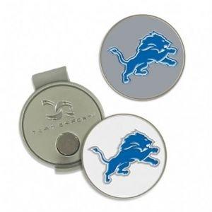 Detroit Lions Hat Clip & Ball Marker