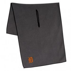 Detroit Tigers Grey Microfiber Towel