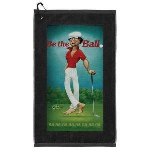 Devant David O'Keefe Ty Webb Golf Towel