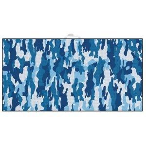 Devant Sports Towels Ultimate Microfiber Golf Towel Blue Camo