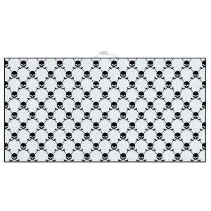 Devant 100 Skulls Ultimate Microfiber Golf Towel