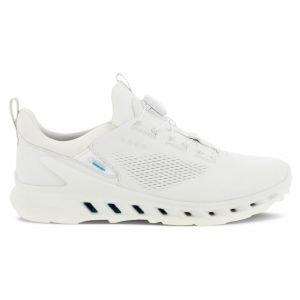 ECCO BIOM Cool Pro Boa Golf Shoes White