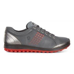 Ecco BIOM Hybrid 2 Golf Shoes Dark Shadow - ON SALE