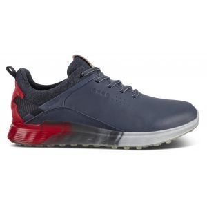 ECCO S-Three Spikeless Golf Shoes Ombre