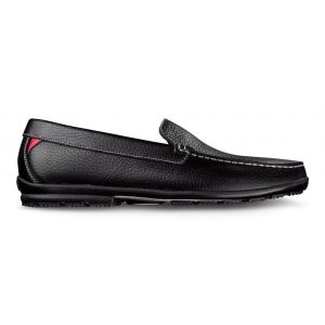FootJoy Club Casuals Loafer Golf Shoes Black 79072 - ON SALE