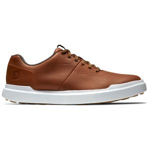 FootJoy Contour Casual Golf Shoes Brown