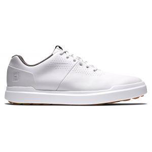FootJoy Contour Casual Golf Shoes 2022 - White