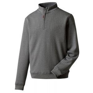 FootJoy Drop Needle 1/2 Zip Golf Pullover