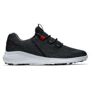 FootJoy Flex Coastal Golf Shoes Black/Red