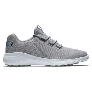 FootJoy Flex Coastal Golf Shoes Grey/White