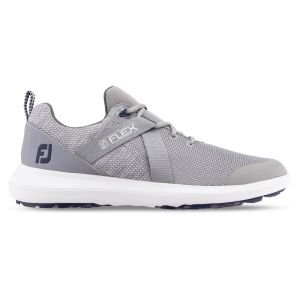 FootJoy Flex Golf Shoes - Grey 56106
