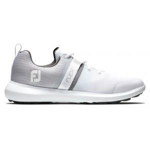 FootJoy Flex Golf Shoes White 56120