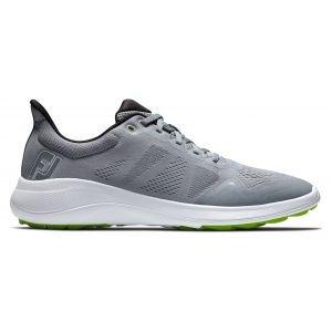 FootJoy Flex Golf Shoes Grey