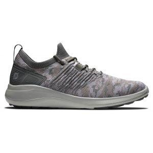 FootJoy Flex XP Golf Shoes Grey Camo