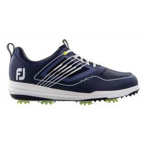 FootJoy Fury Golf Shoes Navy/White - 51101
