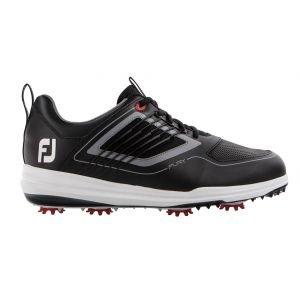 FootJoy Fury Golf Shoes Black - 51103