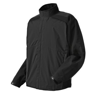 FootJoy Mens Hydrolite Rain Jacket Black - 23800