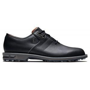 FootJoy Premiere Series Flint Golf Shoes Black/Orange
