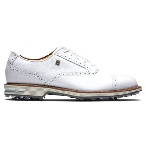 FootJoy Premiere Series Tarlow Golf Shoes White/White Cap Toe