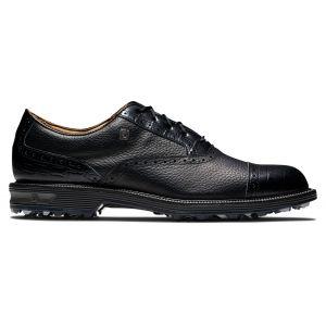 FootJoy Premiere Series Tarlow Golf Shoes Black/Black Cap Toe