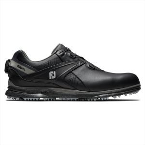 FootJoy Pro/SL Boa Golf Shoes Black/Black 53849