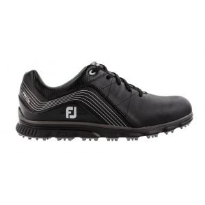 FootJoy Pro SL Spikeless Golf Shoes Black - 53273