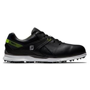 FootJoy Pro/SL Golf Shoes Black/Lime 2020