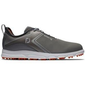 FootJoy SuperLites XP Golf Shoes Grey/Orange 2020