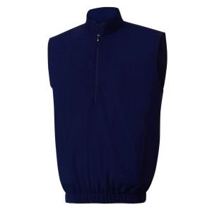 FootJoy Windshirt Golf Vest Navy - 23522