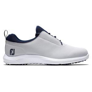 FootJoy Womens FJ Leisure Golf Shoes Grey/Navy