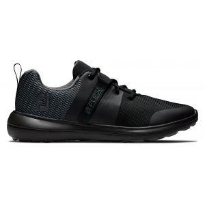 FootJoy Womens Flex Golf Shoes Black 2021