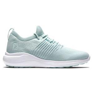 FootJoy Women's Flex XP Golf Shoes 2021 - Mint 95334