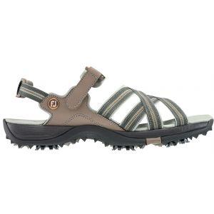 FootJoy Womens Golf Sandals 2020 Tan - 48446