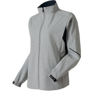 FootJoy Womens Hydrolite Rain Jacket Heather Grey - 23741