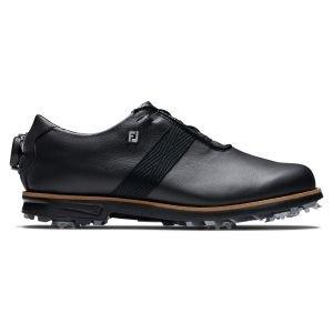 FootJoy Womens Premiere Series Golf Shoes Black/Black