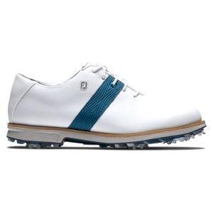 FootJoy Womens Premiere Series Golf Shoes White/Navy