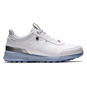 FootJoy Womens Stratos Golf Shoes White