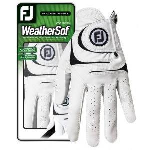 Footjoy Ladies Weather Sof Golf Gloves