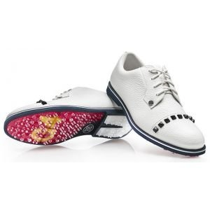 G/Fore Womens Stud Cap Toe Golf Shoes 2019 Snow
