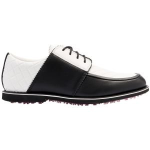 G/Fore Womens Quilted Gallivanter Golf Shoes Onyx 2020