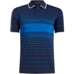 G/FORE Illusion Stripe Golf Polo Shirt